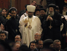 Egypt's Coptic Orthodox Church quickly chooses date for the election of Shenouda III's successor