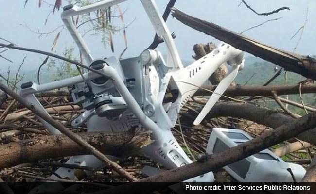 Army Denies Pakistan's Claims of Shooting Down Indian 'Spy Drone'