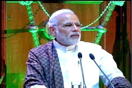 India's secularism is strong, it will not shake: Modi