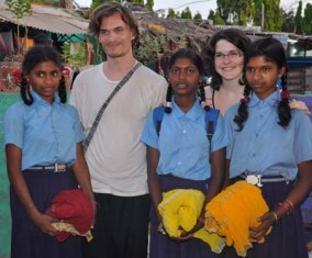 German gives one Hampi kid a bright future every year