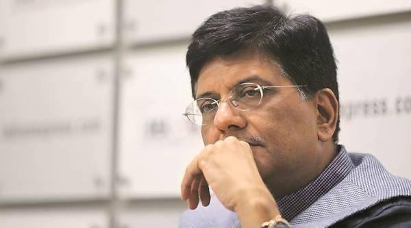 Union Minister Piyush Goyal pitches cadre-merger idea