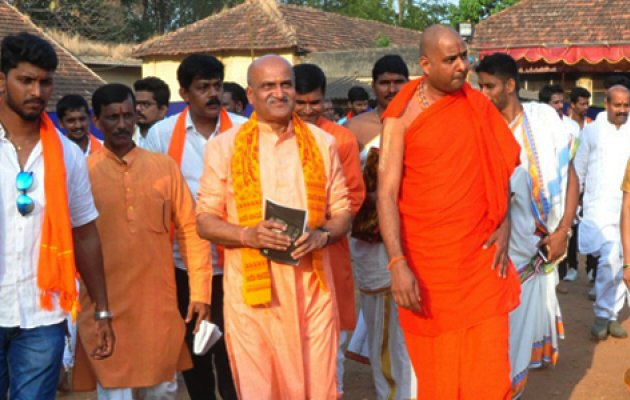 Will annihilate Afzal Gurus from home hideouts: Muthalik