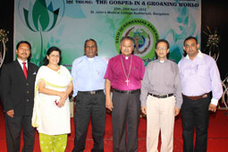 Change of Guard in National Council of Churches in India