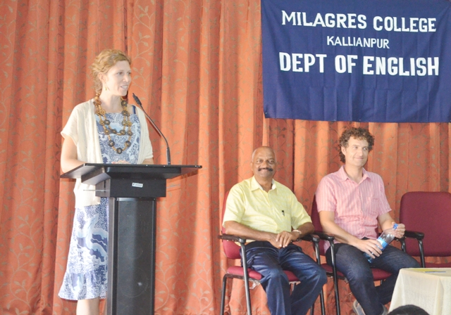 Milagres College: Guest Lecture on Cultural Exchange