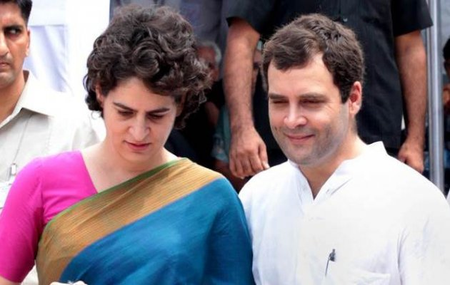Priyanka very capable, happy that she will help me: Rahul