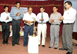 """Learn Life skills"" – Career counseling work shop held at Milagres College"