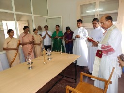 Udupi Diocese: Public Relations Office Inaugurated