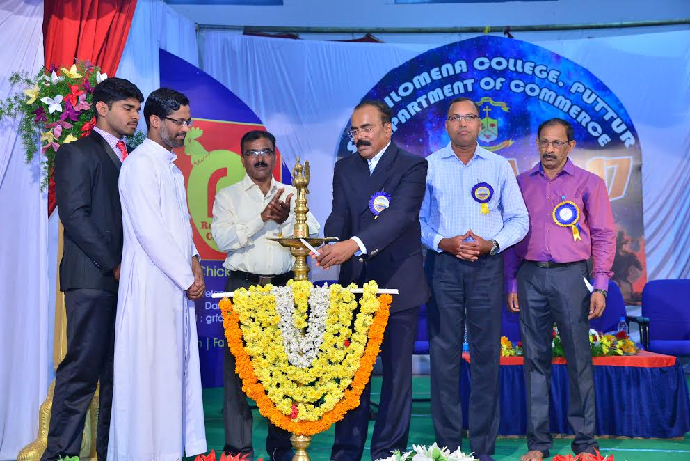 The Orientation on Consumer Education held at SPC, Puttur