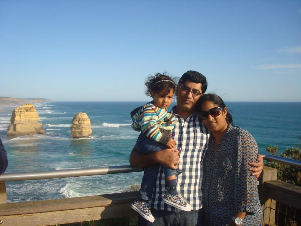 Melbourne: Wife and son of Indian techie fall to death from high-rise building
