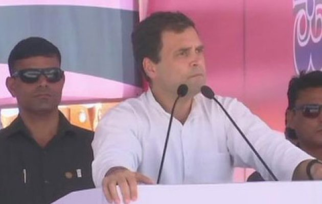 All 'chowkidaars' not thieves, only 'desh ka chowkidaar' is thief: Rahul