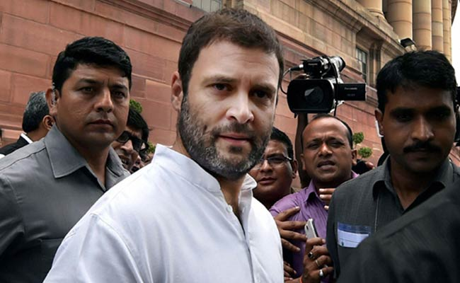 Rahul Gandhi Declared Himself British, Alleges BJP Leader Subramanian Swamy