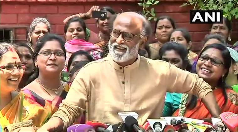 'Mockery of democracy': Rajinikanth slams Karnataka Governor