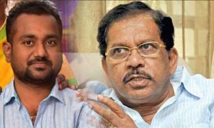 Parameshwara's close aide commits suicide