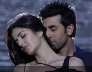 Kat spends night with Ranbir