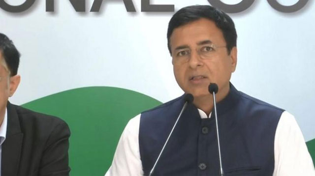 Stop writing love letters: Cong's dig at PM Modi on Pak Day greetings