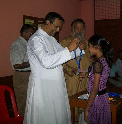 Kallianpur Deanery Level Elocution Competition held at Mount Rosary