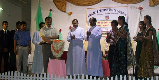 Students Welfare Council of the Milagres PU College inaugurates - images