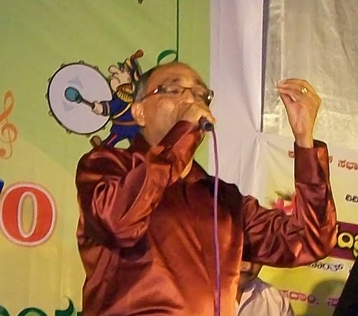 Songs, Dances and Jokes Fest Sambraham 100 at Milagres, Kallianpur
