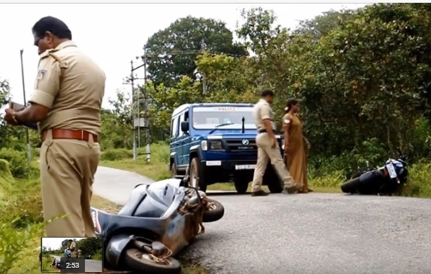Road Safety awareness (By Udupi Police & St. Mary's College Shirva)