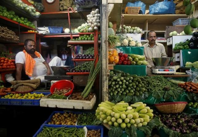 India's May retail inflation hits near 2-yr high on surging food prices