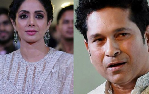 It is hard to digest that Sridevi is no more: Sachin Tendulkar