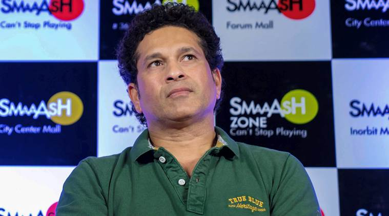 Tendulkar helped Indian wheelchair cricket team realise its dream