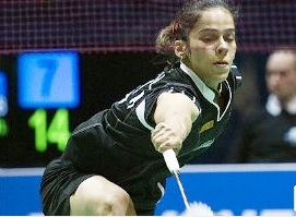 Saina Nehwal defends Swiss Open title