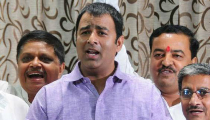 Hindu hardliner Sangeeth Som is Director of meat processing unit in Aligarh!