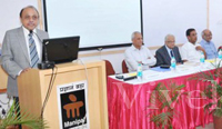 Seminar on Police Reforms in Manipal