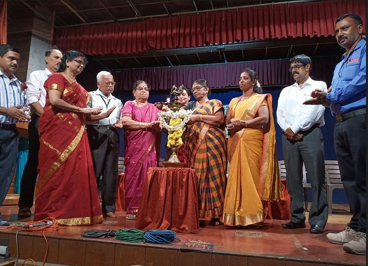 Give a love tribute together to senior citizen's : Sheela K. Shetty