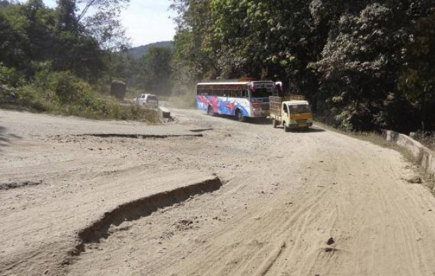 Repairs on Shiradi Ghat put off for this year
