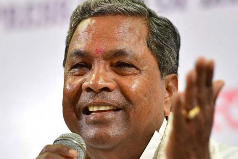 Modi's 56-inch chest lacks motherly heart: Siddaramaiah