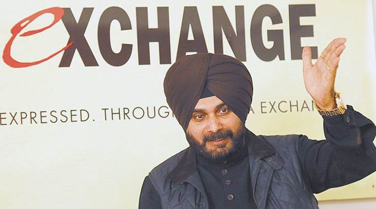 Look at GST, it's chaos, the BJP is floundering. There's a turnaround. You can smell it in the air: Navjot Singh Sidhu