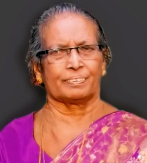 Miss Sophie D'Souza sister of Mangalore Bishop expired