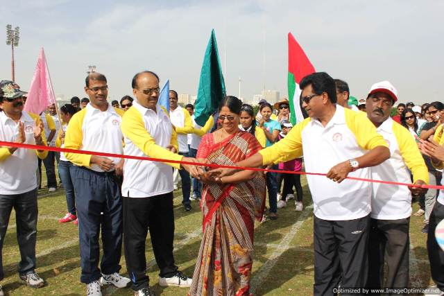 COLOURFUL ANNUAL SPORTS DAY CONCLUDED BY BILLAWAS DUBAI & N.E. AT WANDERERS SHARJAH