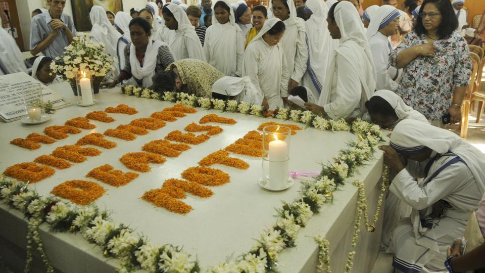 Mother Teresa's 107th birth anniversary celebrated