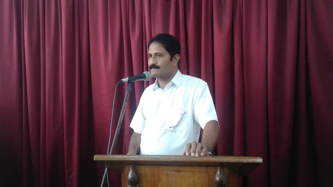 Bro. Walter Martis of Udupi parish elects as President of Diocesan Society of St Vincent de Paul