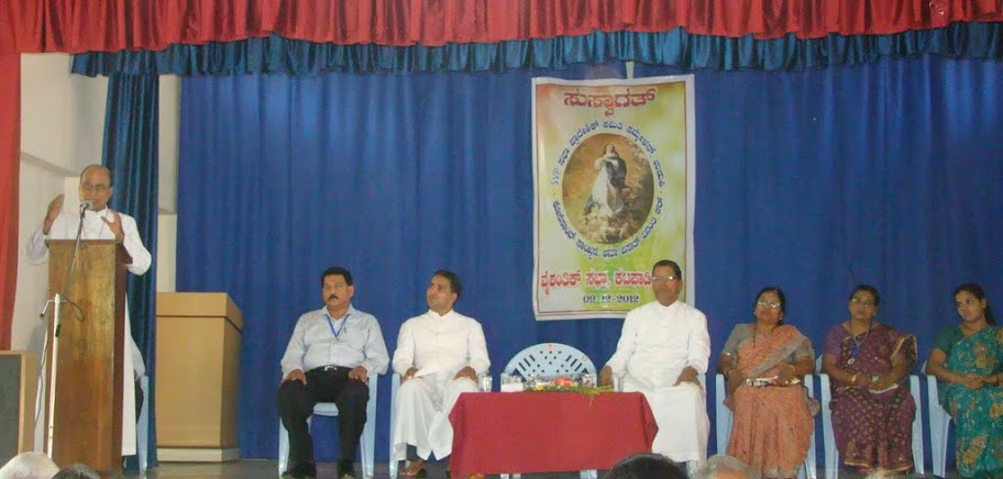 SSVP Udupi Particular Council organised Sammelan at Katapady.