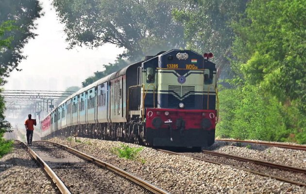 New night train between M'luru-B'luru
