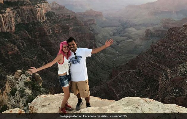 Indian Couple who fell to their deaths from cliff in US were intoxicated: Autopsy report