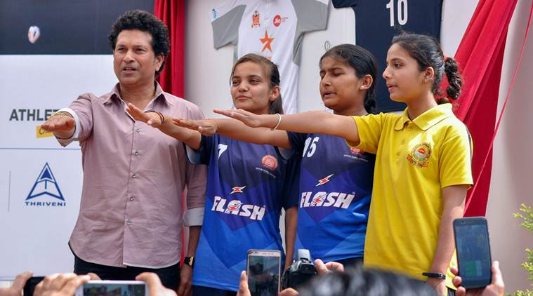 India should become sports-playing nation, says Sachin Tendulkar
