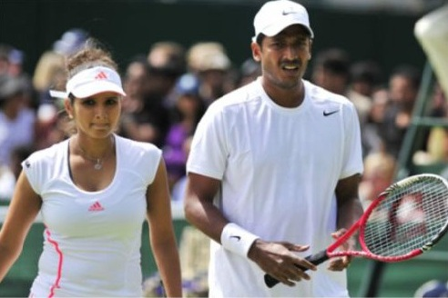 Mahesh Bhupathi-Sania Mirza crash out of Wimbledon