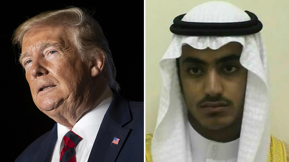 Trump confirms death of Osama bin Laden's son Hamza