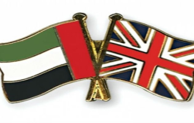 UAE, British in naval exercise amid Gulf tensions with Iran