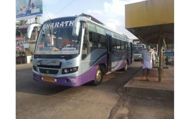 COVID-19 lockdown: Udupi becomes first district in state to resume bus services