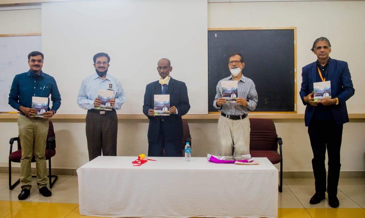 Release of Autobiography of Dr N Udupa