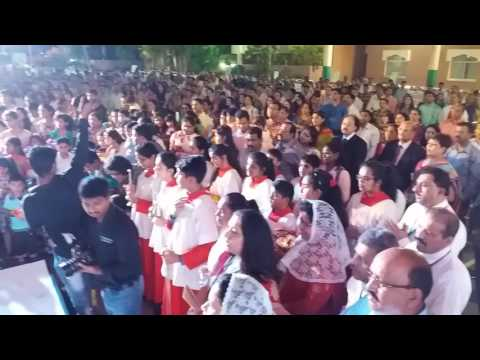 Palm Sunday 2016 @ St Josephs Cathedral, Abu Dhabi