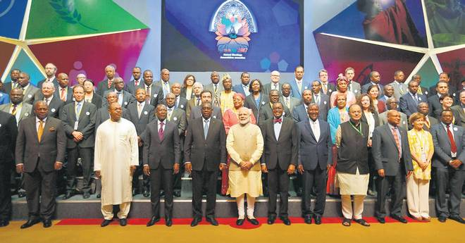 India must become a growth engine: PM