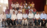 District Level elocution competition held by Udupi Jilla Alpasankyatara Vedike ®
