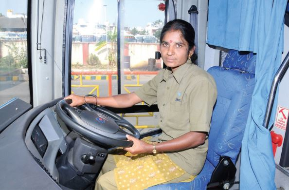 Govt to appoint women drivers for KSRTC buses